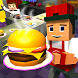 King Burger Craft: Fast Food Cooking Games by OneTen Games