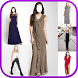 Women Maxi Dress Montage by Somi