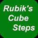 Rubik's Cube Steps by App Nerd Studios