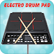 Electro Music Drum Pads: Real Drums Music Game