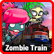 Zombie Train by GoodDay