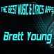 Brett Young Songs Lyrics by BalaKatineung Studio
