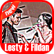 Lesty & Fildan - Gerimis Melanda Hati|Lirik by Muslim Tulen