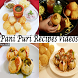 Pani Puri Recipes Videos by learn more