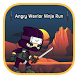 Angry Warrior Ninja Run by SkizoFan