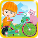 Ride Elsa's Bike - Adventure by g2Kids Studio