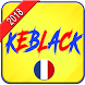 Keblack musique 2018 by zinox1007