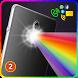 Color Flash Light Alert Calls by shirleen