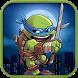 Ninja & Turtles Legends Fight by Aaron Chayyim