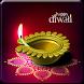 Name Diwali Greetings Cards by Amigo Studio