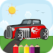 Car Colouring Book by BuaGameSoft