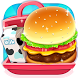 Burger Maker: School Lunch Box by Crazy Cats