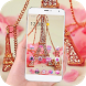 Pink Paris Eiffel Diamond Theme by Beauty Stylish Theme