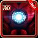 Iron Superhero HD Animated Wallpapers