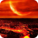 Bloody lava LWP by Beremens