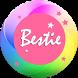 Bestie Camera - Candy Selfie by Denise White