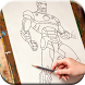 How to Draw Ironman by Seven Games Art