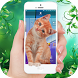 Cat on Screen Walk Prank– Cute Cat Magic Touch by Novel Apps and Games