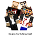 Skins for Minecraft Pocket Ed by Tom Bailey