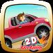 Crazy car - Race running 2D by Lemucano Topgabuto