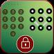 Keypad Pattern Lock Screen by Tech7