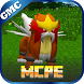 Mod Pixelmon for MCPE by Golden Mods Collection