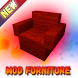 Top Furniture Mod 2 for MCPE by Marik Brovski