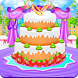 Cooking Colorful Wedding Cake by bmapps
