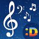 Music memory game by Česká televize