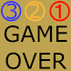321 Game Over by Kokkon Games