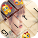 My Photo new Keyboard cute girl by Team apps store