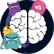 Brain training memory games by CRAZY MATH