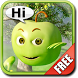 Talking Green Apple by PhoneLiving LLC
