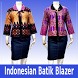 210+ Design of Women's Batik Blazer by Rere CozyDev