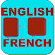 ENGLISH FRENCH DICTIONARY by Maurice Limited