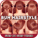 Bun Hairstyle Step by Step Video by Art Learning Studio