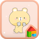 Bongbong DodolLauncherTheme by OGQ for iConnect
