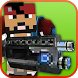 Pixel Craft Gun Battle 3D by Immortal Robot