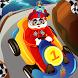 Panda Go Kart Rally Racing