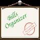 Bills Organizer Free by SMobileApps