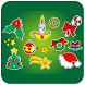 Christmas Stickers by funny apps store