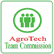 Agrotech Team Commission by Visarg Technologies LLP