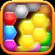 SuperBlock - Hexa Mania Puzzle by BestGameVn