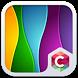 Best Abstract Vertical Theme by Pop Locker Team - Hide Secret App