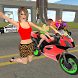 Bike Rider vs Police Car Chase Simulator by Funny Play Games