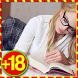يوميات طالبة طائشة ساخنة قصص للكبار فقط +18 by The Best Apps 2017