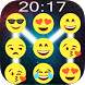 Emoji Lock Screen ❤️❤️ by Emoji lockscreen Pro Keyboard