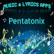 Pentatonix Lyrics Music by DulMediaDev