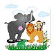 Learn Animal Names and Sounds by Scratchu Kids World