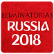 Russia's 2018 classification by Gerard Porras